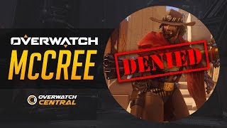 Overwatch | How to Counter McCree | DENIED