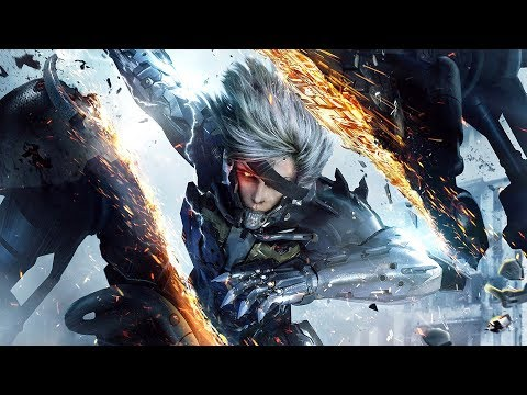 Metal Gear Rising: Revengeance | фан стрим (сложность:очень сложная xD )