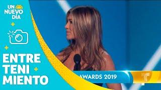 People's Choice Awards 2019 mira lo que pasó   Un Nuevo Día   Telemundo