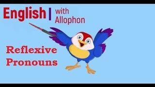 Возвратные местоимения в английском (Reflexive pronouns)
