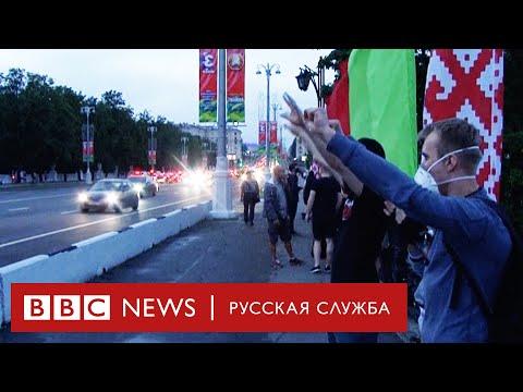 «Цепи солидарности» и задержания журналистов в Беларуси
