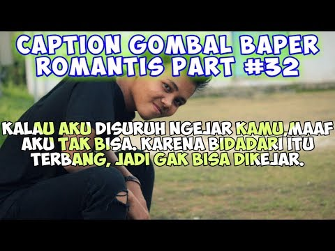 Caption Gombal Romantis (Status wa/status foto)- Quotes Remaja Part 32