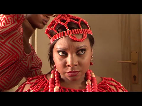 Nollywood Actor Chigozie Atuanya and Jennifer's Traditional Marriage