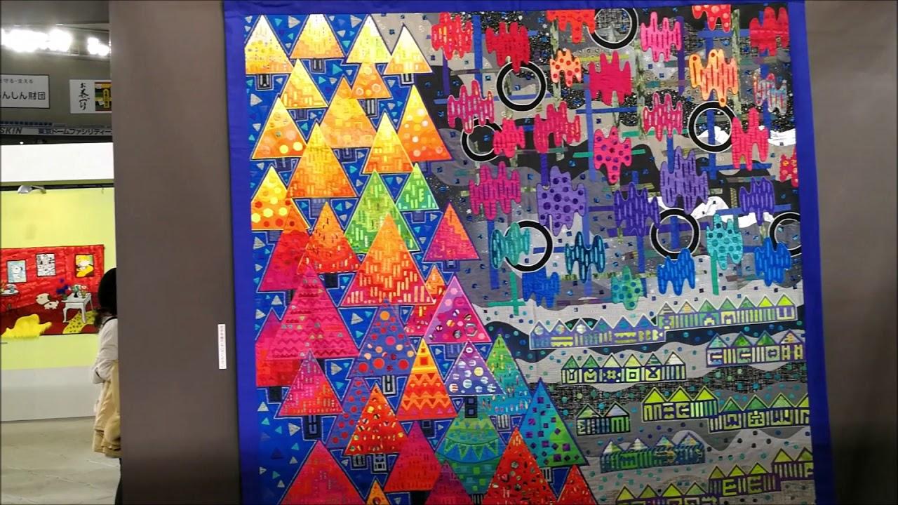 東京 ドーム キルト 展 2020