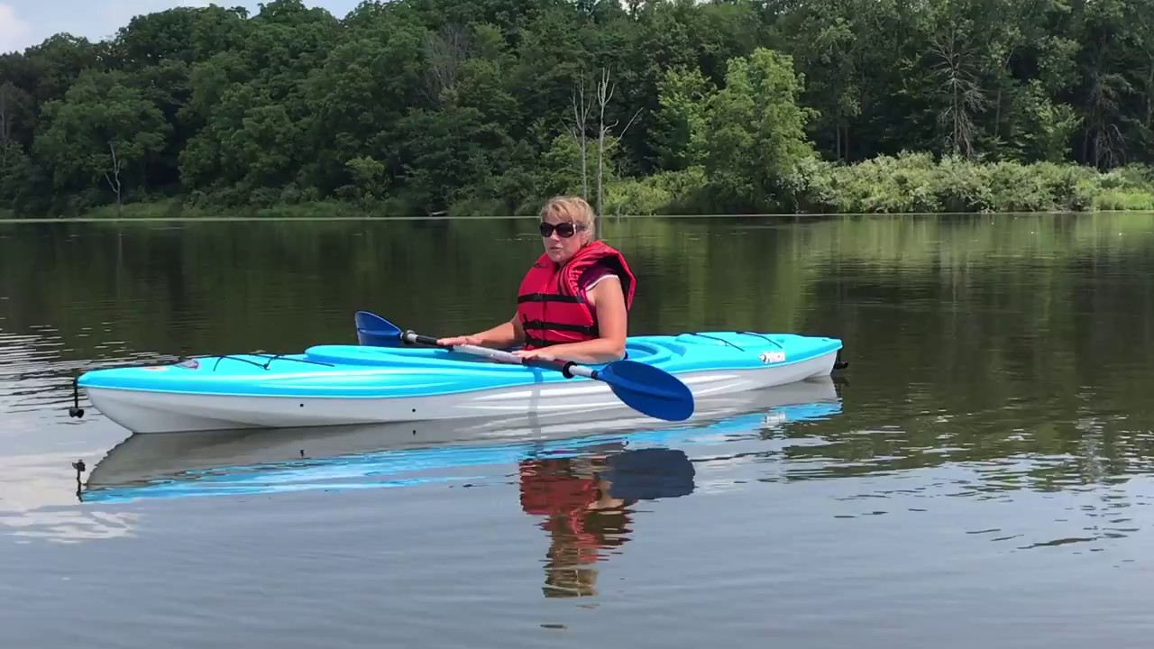 Pelican Trailblazer 100 Kayak - Our opinion and review