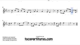 Diegosax Hay Un Amigo En Mi De Randy Newman Partitura De Flauta Violin Saxofon Alto Trompeta Viola Oboe Clarinete Saxo Tenor Soprano Sax Trombon Chelo Fagot Trompa Corno Contrabajo Tuba Tablaturas De Guitarra