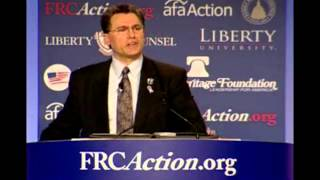 'Ex-Terrorist' Speaks At Conservative Conference