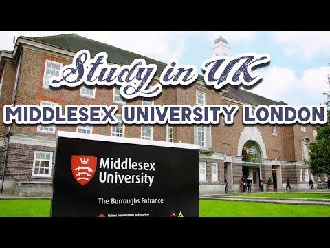 Middlesex University London | Study In UK | Meridean Overseas