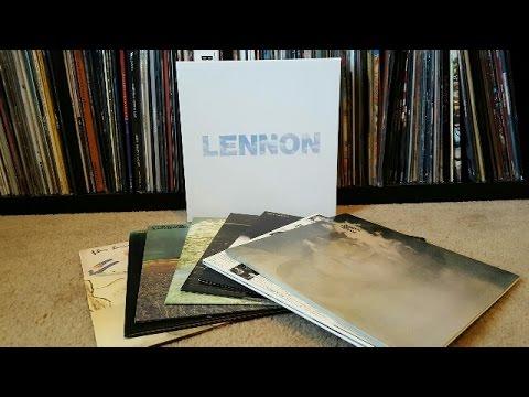 John Lennon Box Set (060075357093) - Studio Albums Vinyl LP
