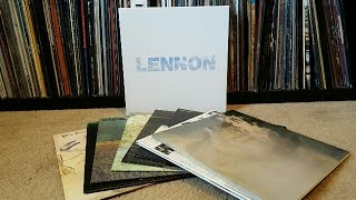 John Lennon Box Set (060075357093) - Studio Albums Vinyl LP