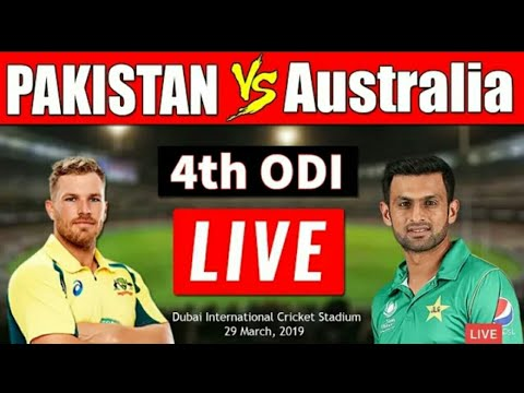 Pakistan Vs Australia Live | Ptv Sports Live Today Match 2019 | Geo Super Live