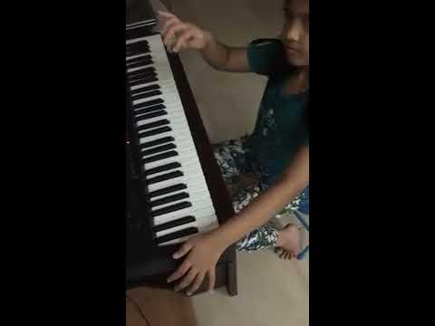 Mudhal Murai Paartha gyabagam song by Ashrithaa
