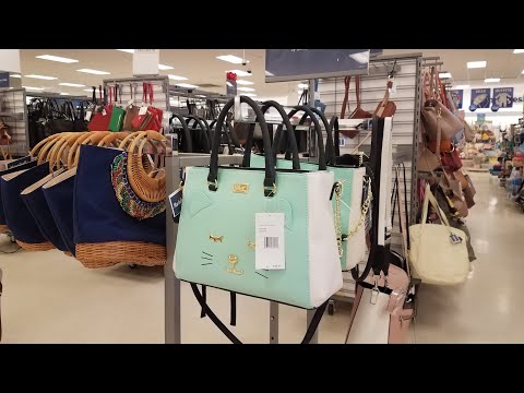 MARSHALLS SHOP WITH ME HANDBAGS AND WALLETS!