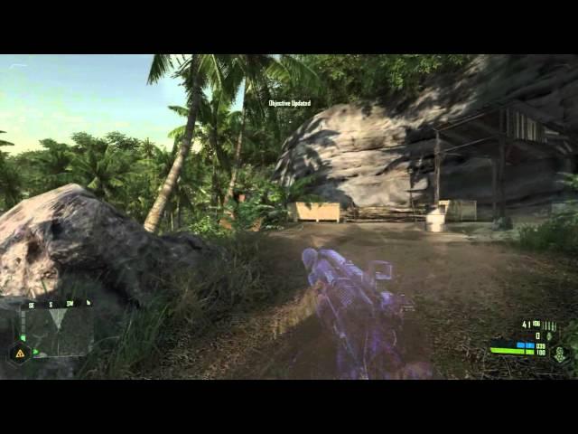Canal novo, voz muito engraçada kkk (Com gameplay do Crysis Clássico)