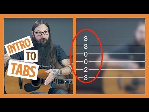How To Read Guitar Tab [Guitar Tablature For Beginners]