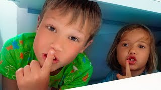 Hide and seek compilation songs for children
