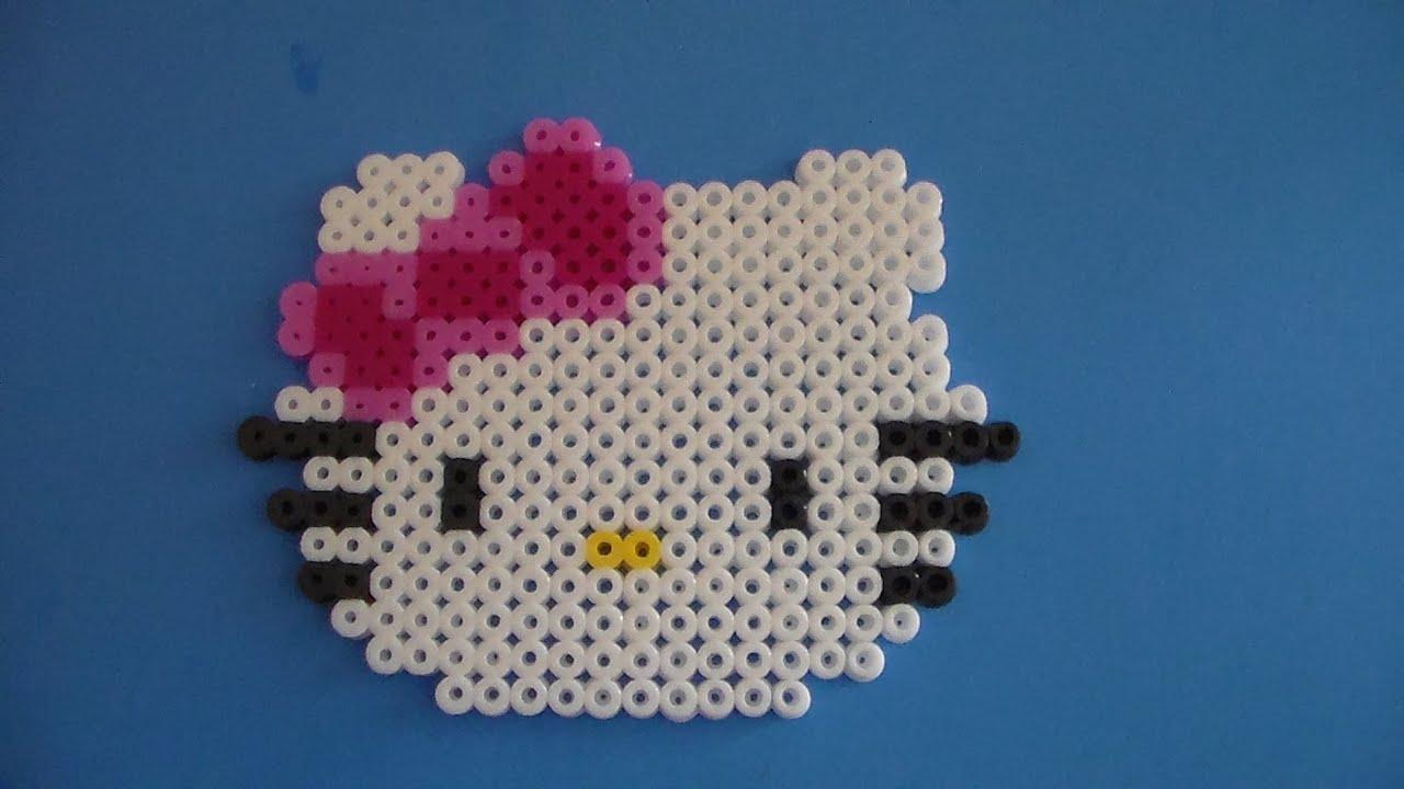 Hello Kitty Melty Beads Craft & Activity Kit - YouTube