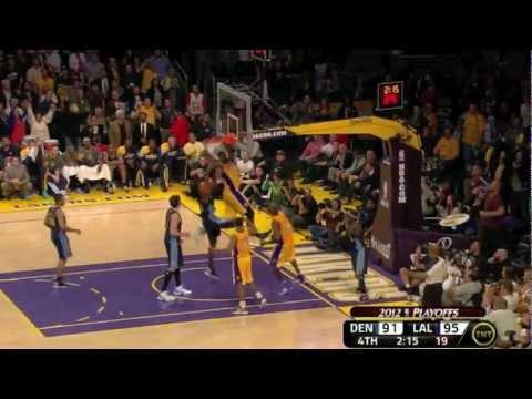 NBA Highlights: 2012 Playoffs, Round 1 - Part 1