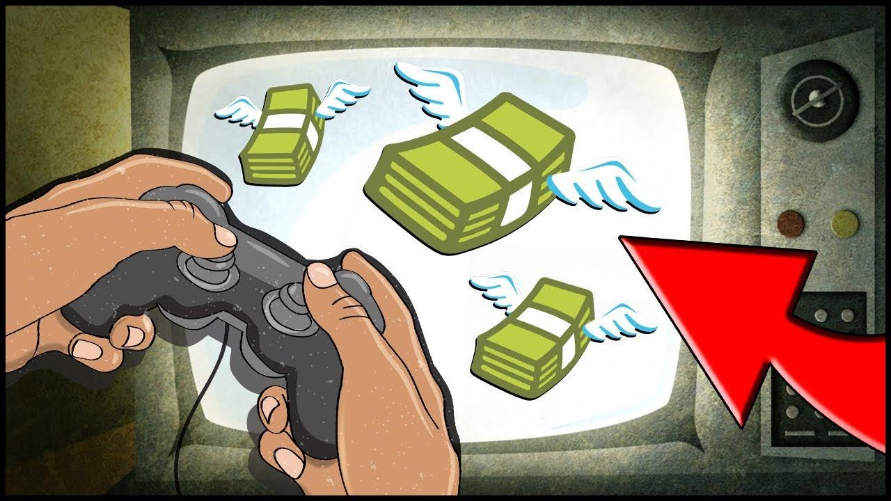 Как Заработать Деньги на Любой Онлайн Игре с Нуля
