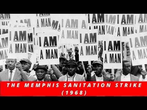 The Memphis Sanitation Strike (1968)