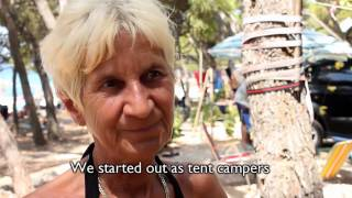 Pakoštane, Camp Kozarica | Discover Croatia