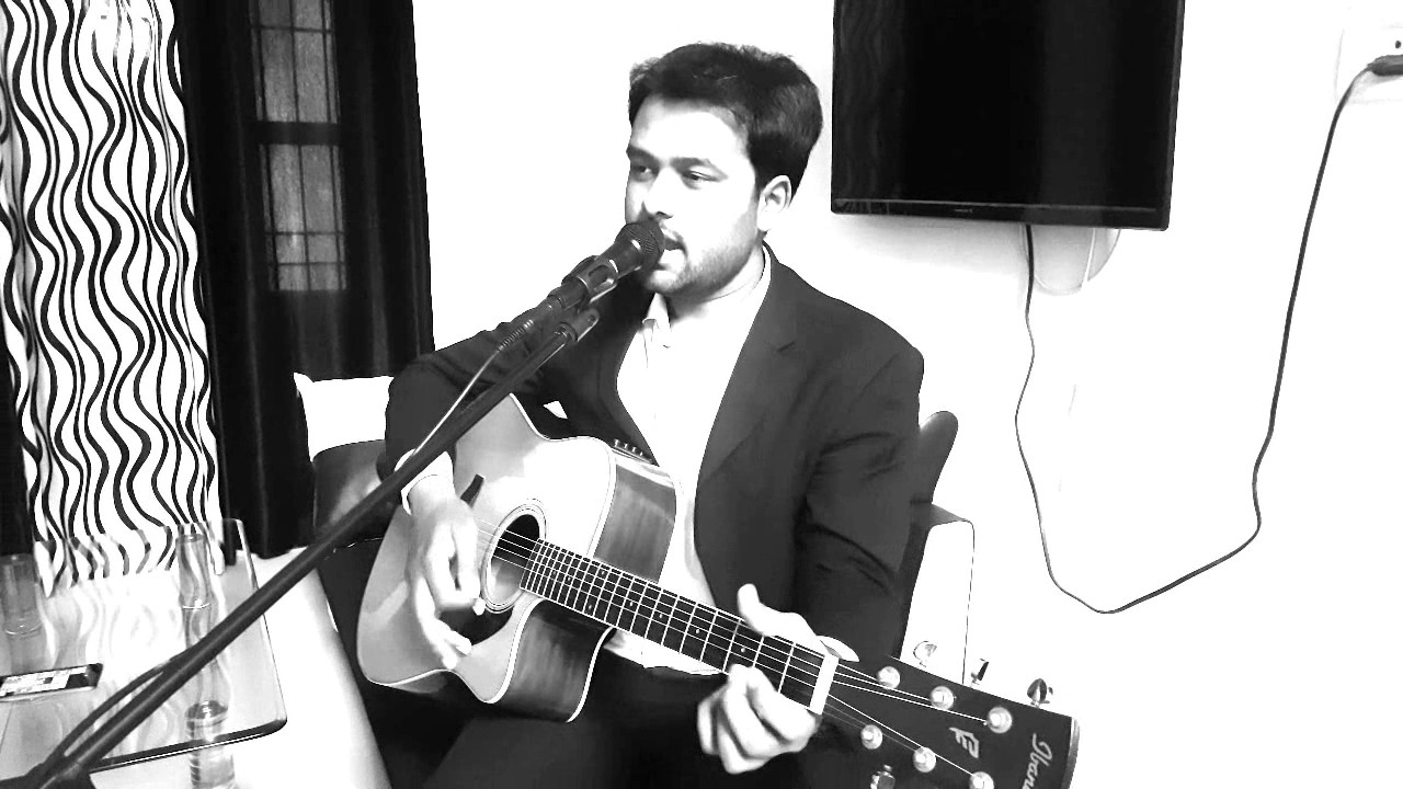 Hurt - Johnny Cash / Nine Inch Nails - Cover By Vatsal Agrawal - YouTube