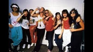Van Halen in Monsters Of Rock Tour FULL CONCERT (Miami, Florida 1988)