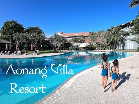 รีวิวโรงแรมอ่าวนางวิลล่ารีสอร์ท และการเดินทางแบบ New Normal กับสายการบิน Thai Smile