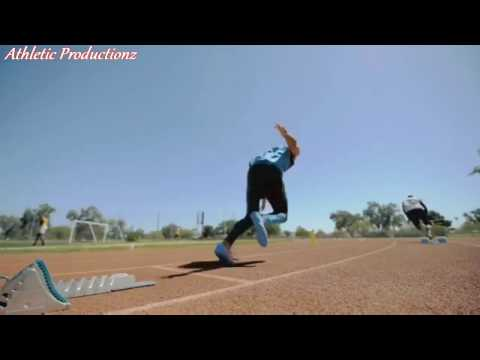 Sprint Training – Athletics Motivation