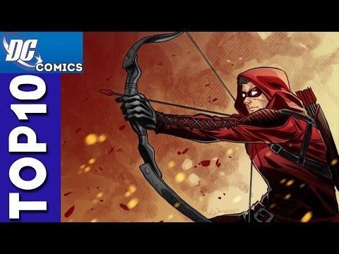 Top 10 Red Arrow Moments From Young Justice