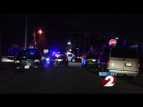 Officer involved shooting in Auglaize County
