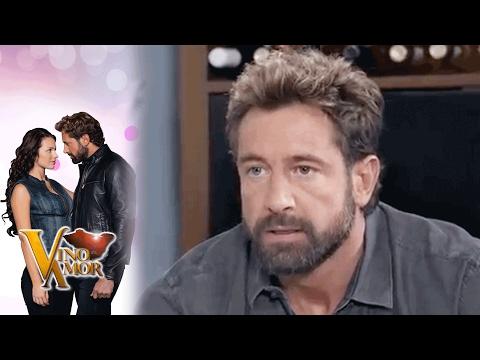 David amenaza a Juan | Vino el amor - Televisa