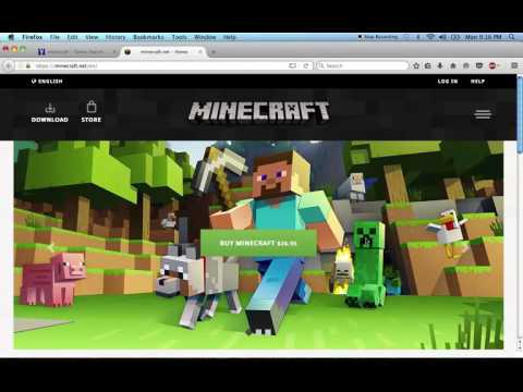 How To Download Minecraft For OS X 10.6 Snow Lepard