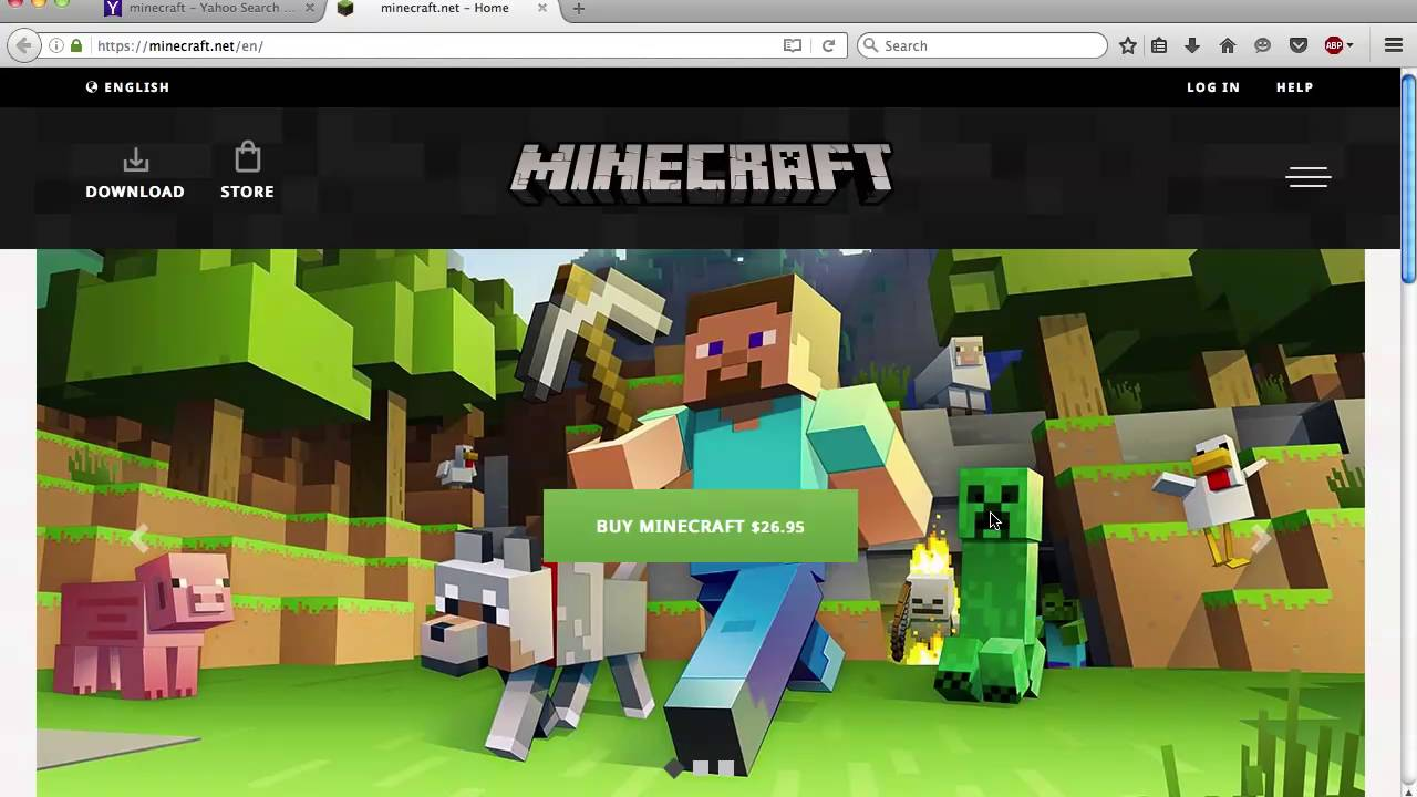 Minecraft mac download minecraft for mac os x download for free.