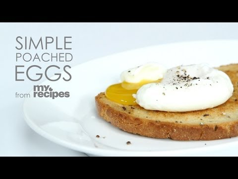 How to Poach an Egg | MyRecipes