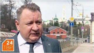 Михаил Токарев: «Статистика по коронавирусу каждый день меняется»   Сергиево-Посадский округ