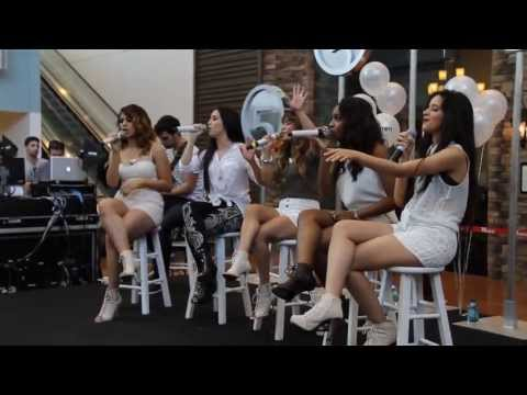 Fifth Harmony- Want U Back (Cher Lloyd cover)- Live in Baltimore, MD