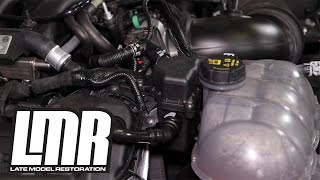 2011-2017 Mustang Ford Performance Oil Separator Review & Install