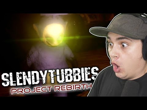 5 Years Have Passed... You Are The Last Hope... Slendytubbies: Project Rebirth