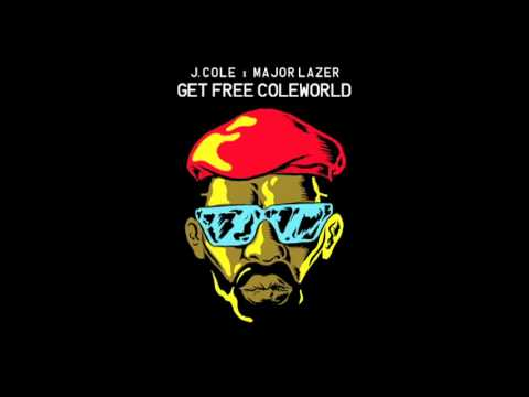 J. Cole x Major Lazer - Get Free ColeWorld [Official Full Stream]