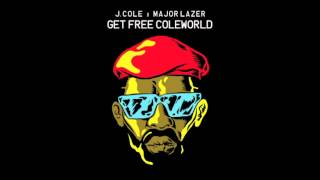 J. Cole x Major Lazer - Get Free ColeWorld [Official Full Stream]