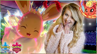 GIGANTAMAX FLOOF?! POKEMON SWORD AND SHIELD ANNOUNCEMENT LIVE REACTION