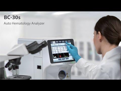 Mindray BC-30s Auto Hematology Analyzer