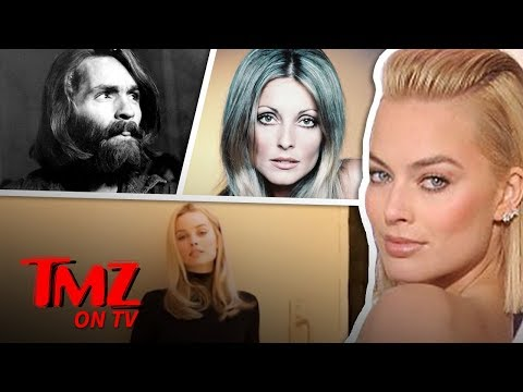 Margot Robbie Is Going To Be The Perfect Sharon Tate | TMZ TV