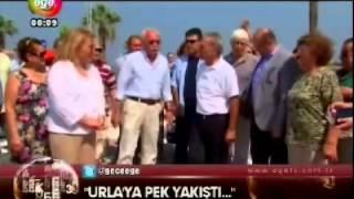 İzmir Büyükşehir Belediyesi Urla kum denizi sahilini çeşitlenmiş aktiviteler ile modern bir plaj ol