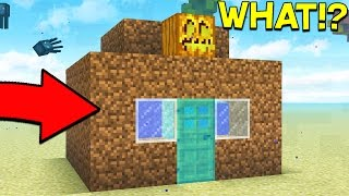 WORST MINECRAFT HOUSE EVER BUILT! (EP 9)