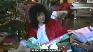 Elizabeth Taylor and Michael Jackson's Xmas at Private Home Video Movies