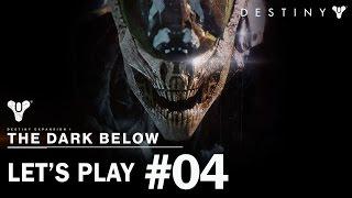 DESTINY [DLC] Les Ténèbres souterraines - épisode #4 [PS4] Mission : L'éveil [Lune]