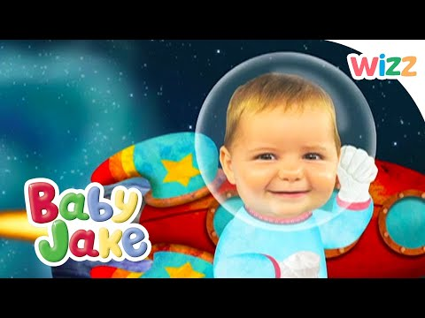 Baby Jake - Goes On An Adventure In Space