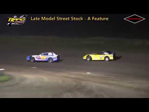 B-Modified/LMSS Features - Rapid Speedway - 8/3/18